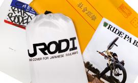 世界各国からZINEとDVD、オリジナル輪行袋も入荷!|RODI