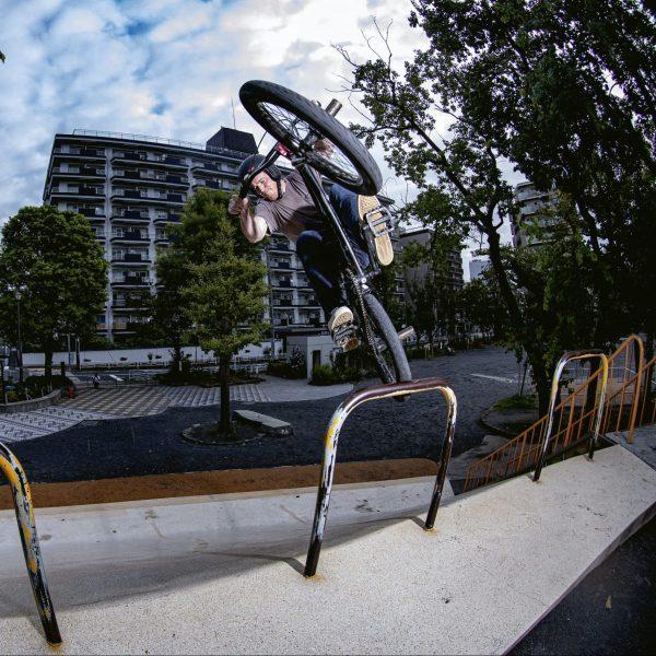 Who is the legend BMX rider Van Homan?