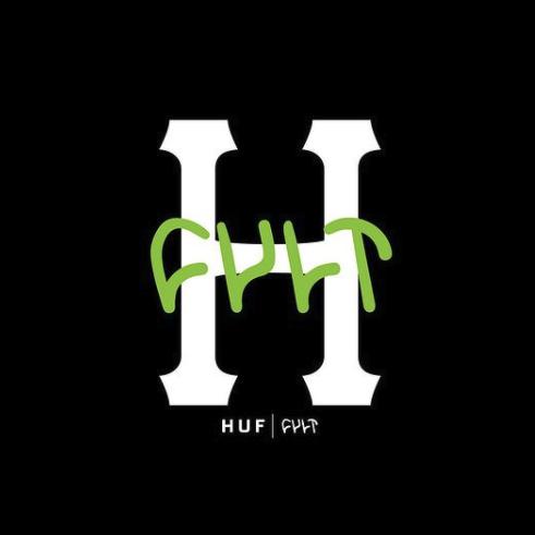 CULT×HUFのコラボコレクションが公開