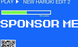 [SPONSOR ME] HARUKI YONAMINE (ENGLISH)