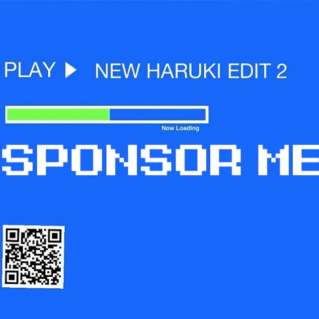 [SPONSOR ME] HARUKI YONAMINE (ENGLISH)