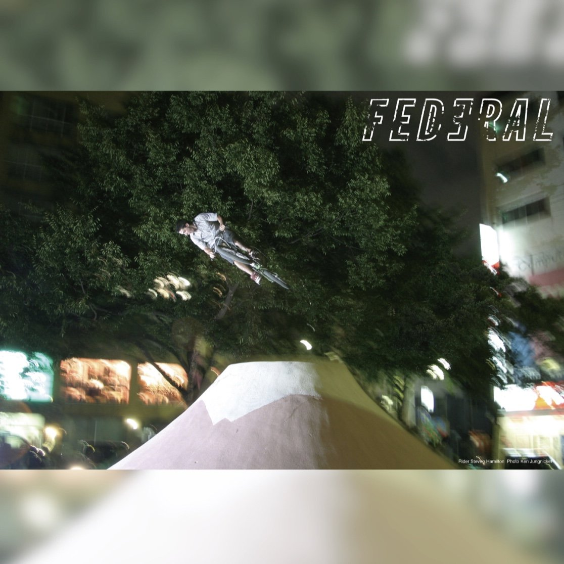 JykK × FEDERAL | MOTO文化通信