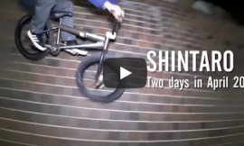 [VIDEOS] Shintaro Chiba – KOBE BMX 2021