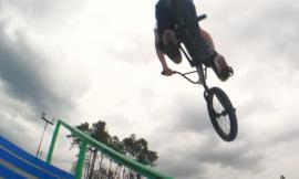 [VIDES] BMX TEAM RIDERS SESH in MURASAKI PARK KASAMA