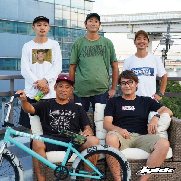 BMX輸入代理店 ジック・ジャパンに潜入|MOTO文化放送