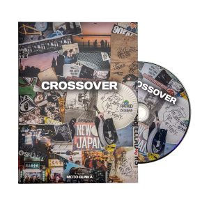 CROSSOVER DVD+20P BOOKLET