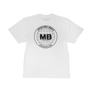 BMX MEDIA T-Shirt/WHITE