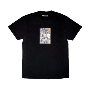 CROSSOVER LIMITED T-Shirt/BLACK+DVD
